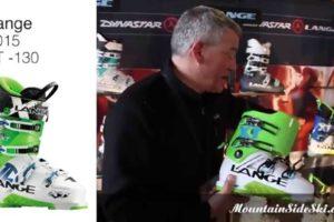 2015 Lange XT 130 Alpine Ski Boot