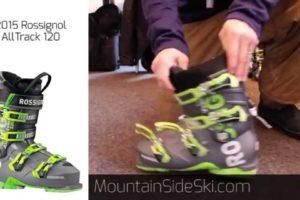 Rossignol Alltrack 120 mens alpine ski boot
