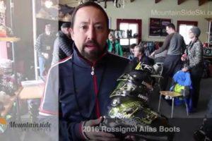 Rossignol 2016 Alias Mens Alpine Boots
