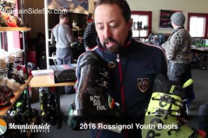 Rossignol 2016 Youth All Track Boots
